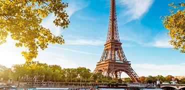 Panorámica de Paris con crucero por el Sena y Torre Eiffel