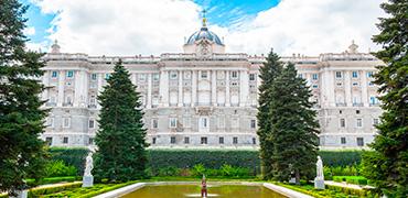 Tarjeta Turística de Madrid  con acceso preferente Palacio Real