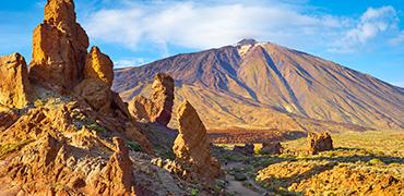Teide y Loro Parque