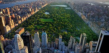 Tarjeta turística de New York