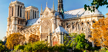 Tarjeta turística de París