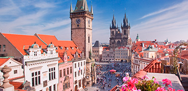 Praga City Sightseeing Tour