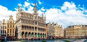 Tarjeta turística de Bruselas
