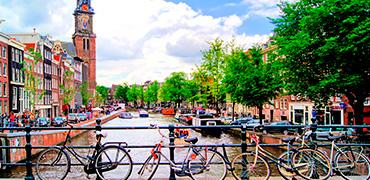 Tarjeta turística de Amsterdam