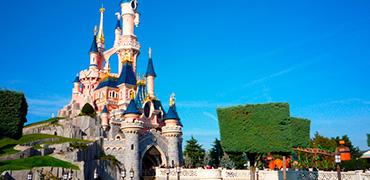 Disneyland Paris con traslados incluidos