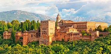 Entrada sin esperas: Alhambra y Generalife