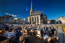Plzeň - No todo lo que luce es cerveza